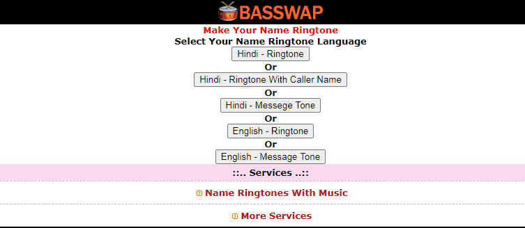 Basswap.in 2